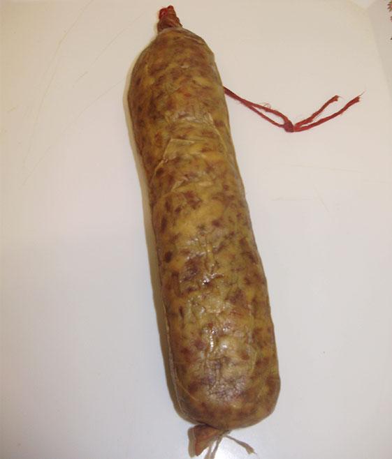 Saucisse Saveurs cumin fumée (5 kg)